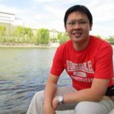 Gebruikersprofiel Wah Chuang