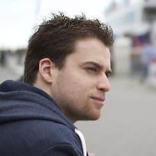 Profil utilisateur de Erwin
