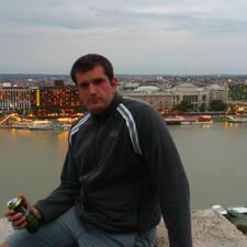 Profil Pengguna Pavle