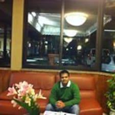 Profil Pengguna Nagendra Prasad