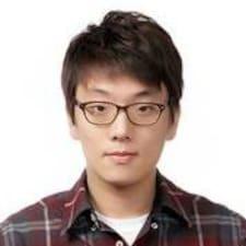Användarprofil för Woo Yong