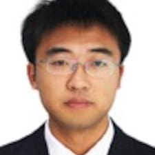 Användarprofil för Wu
