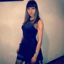 Perfil de usuario de Anastasiia