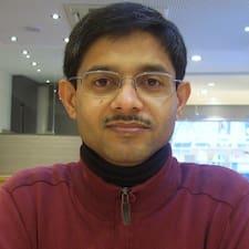 Susmit felhasználói profilja