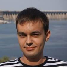 Ievgen User Profile