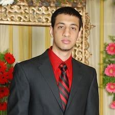 Bassam ist der Gastgeber.