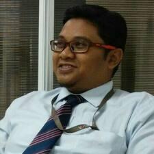 Profil utilisateur de Khaidir