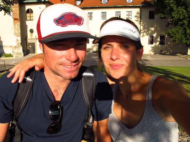 Ania & Brett