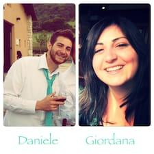 Profil korisnika Giordana&Daniele