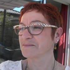 Patricia er værten.