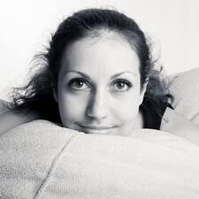 Katya felhasználói profilja