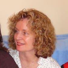 Chantal felhasználói profilja
