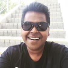 Perfil de l'usuari Kartik