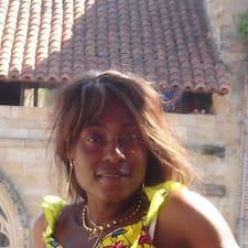 Perfil do utilizador de Marie Gisèle