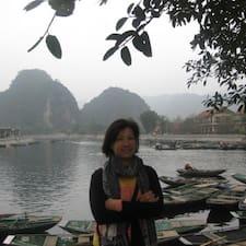 Siew Hong ist der Gastgeber.