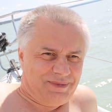 Laszlo User Profile