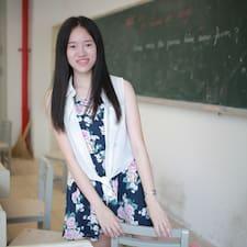 婧雨 Joy User Profile