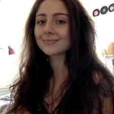 Amina, lietotāja profils