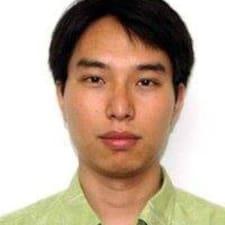 Zhuo的用戶個人資料