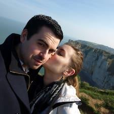 Gebruikersprofiel Elodie & Damien