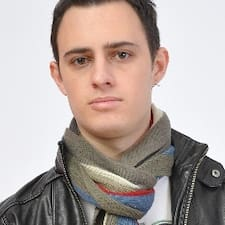Maykel User Profile