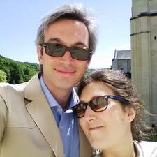 Vanessa & Thibault - Uživatelský profil
