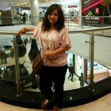 Profil utilisateur de Aparna