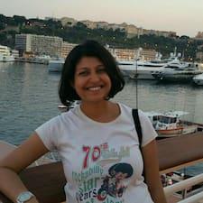 Profil korisnika Namita