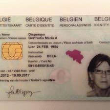 Gertrudis User Profile