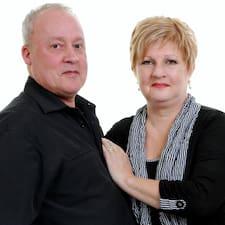 Pierre & Marlène — хозяин.