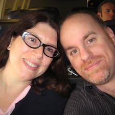 Profil utilisateur de Rachel & Kevin