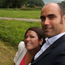 Profil utilisateur de Joachim & Mariana