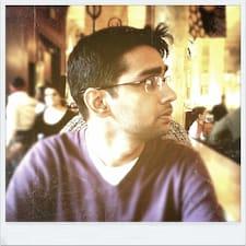 โพรไฟล์ผู้ใช้ Anuj