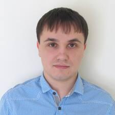 โพรไฟล์ผู้ใช้ Егор