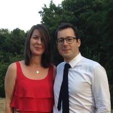 Användarprofil för Bérénice&Julien