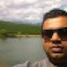 Perfil do utilizador de Sahil