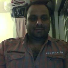 Profil Pengguna Satish