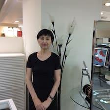 Keiko的用戶個人資料