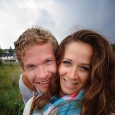 Profil utilisateur de Christian & Lora