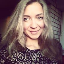Nutzerprofil von Настя