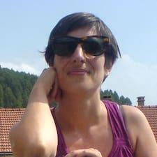 Profil utilisateur de Blandine