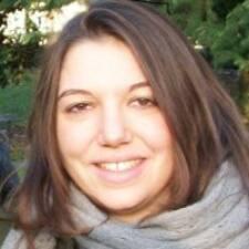 Henkilön Susanna käyttäjäprofiili