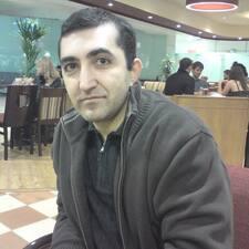 Cambiz User Profile