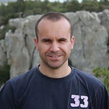Perfil de usuario de Jérôme