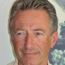 Henkilön Joe käyttäjäprofiili