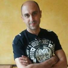 Carlo felhasználói profilja
