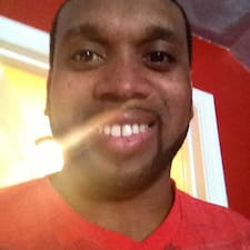 Perfil do utilizador de Travis