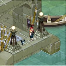 Användarprofil för Adrien