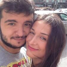 Profil utilisateur de Jonathan & Maria