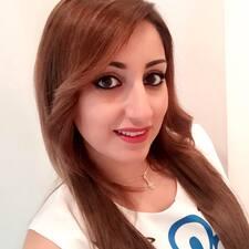 Profil utilisateur de Fatema